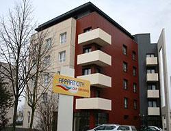 Aparthotel city caen caen normand a for Appart hotel dinard