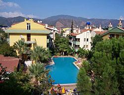 Aparthotel Club Palm Garden Keskin Marmaris Marmaris