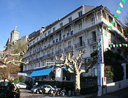 Grand Hotel De La Grotte Lourdes