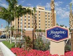 Hotel Hampton Inn Hallandale Beach Aventura