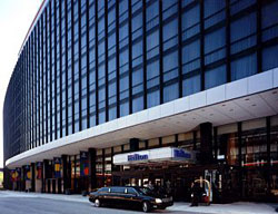 Hotel Hilton Chicago O Hare Airport