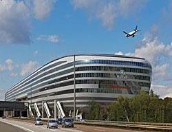 Hotel Hilton Garden Inn Frankfurt Airport Frankfurt Am