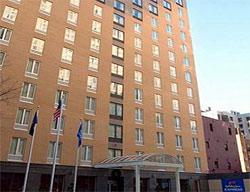 Hotel Holiday Inn Express Madison Square Garden Midtown West Nueva York