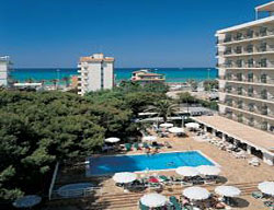 Hotel Leman Playa De Palma Mallorca