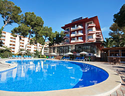 Hotel Pabisa Chico Playa De Palma Mallorca