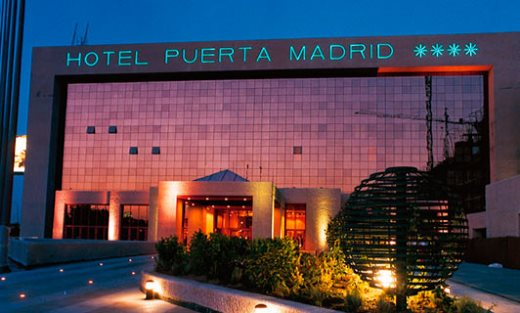 Hotel Silken Puerta Madrid Madrid Madrid