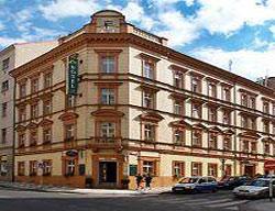 Hotel three crowns prague praga praga for Designhotel elephant praha 1 tschechische republik