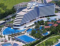 Titanic Beach And Resort De Luxe Hotel Antalya Lara