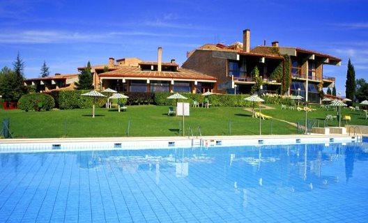 Parador de segovia segovia segovia for Hotel piscina segovia
